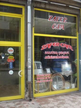 Zafer Cam